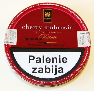 Cherry Ambrozja… zaryzykowałem i już!